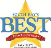 Dance 1 - South Bay's Best - 25th Anniversary - Daily Breeze 2016 Readers Choice Awards